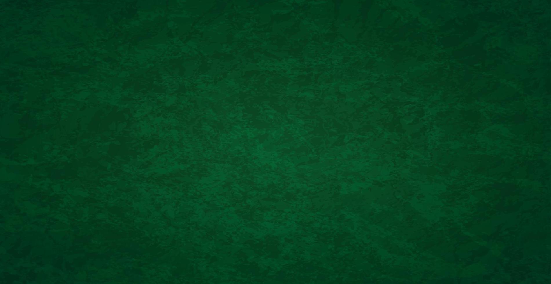 grön abstrakt texturerad grungewebbakgrund - vektor