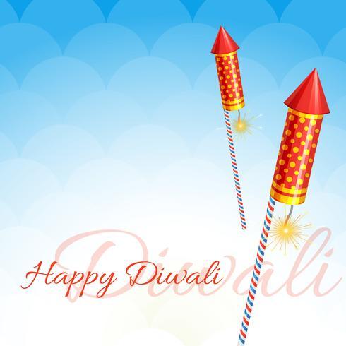 kreatives Design von Diwali vektor