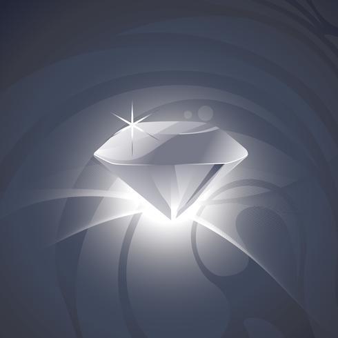 Vektor diamant