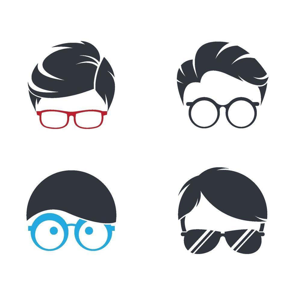 geek logo bilder vektor