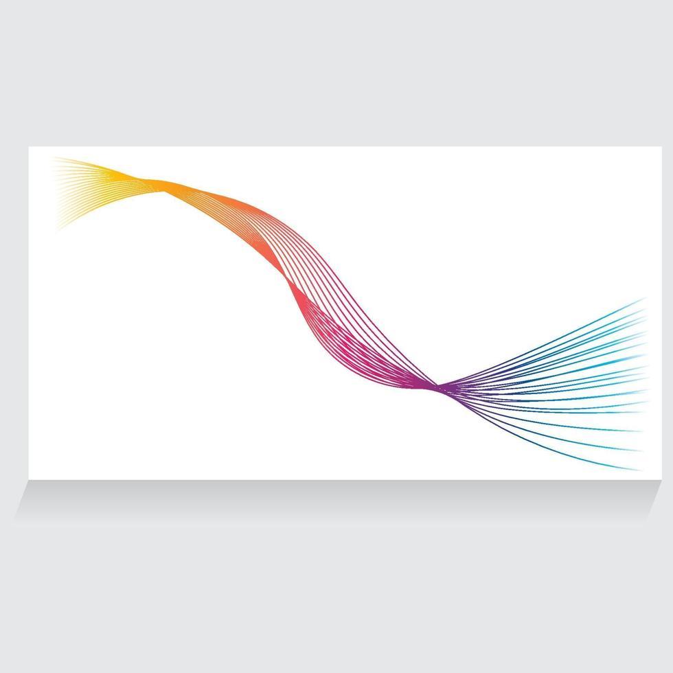 abstrakt banner bakgrund vektor