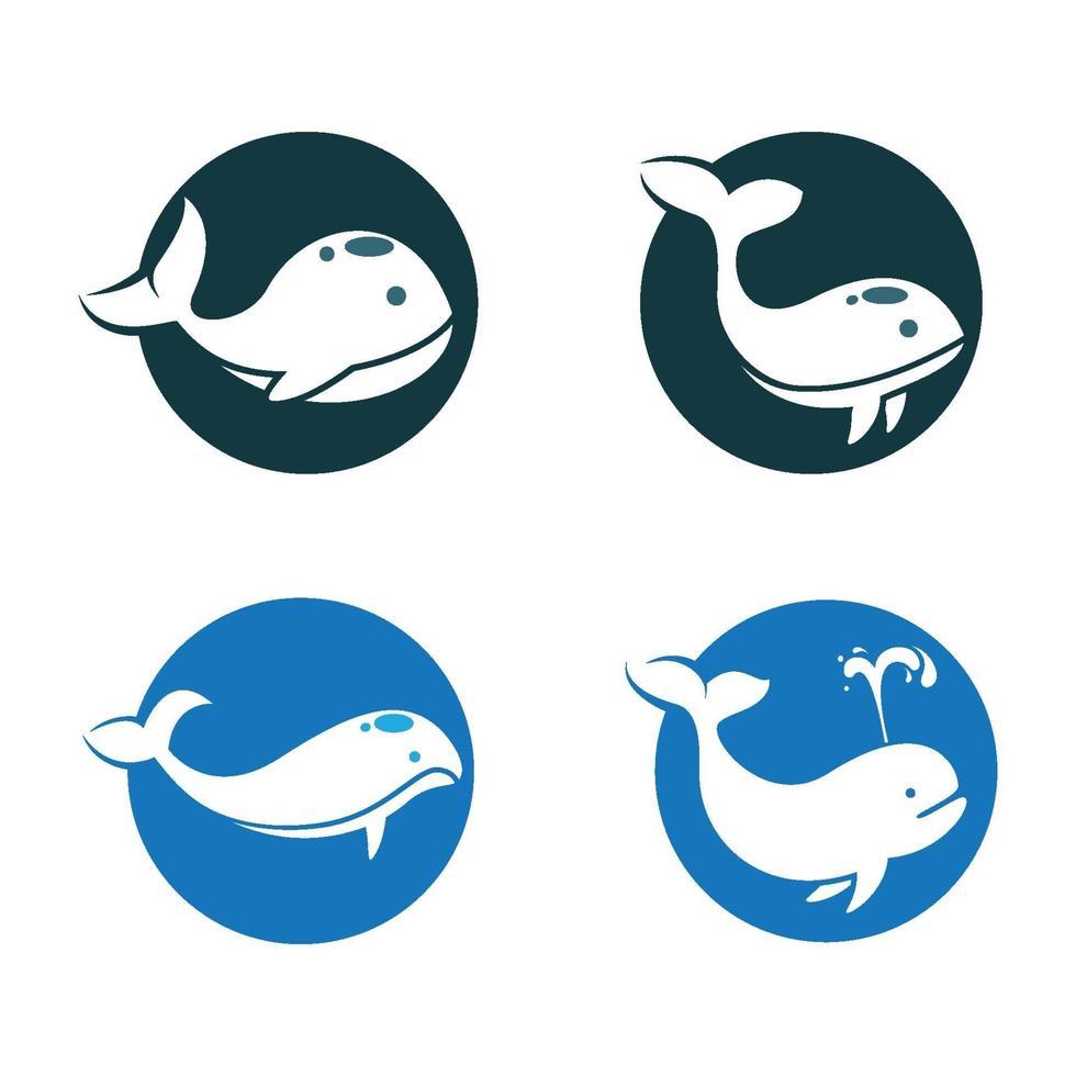 Wal Logo Bilder Illustration vektor