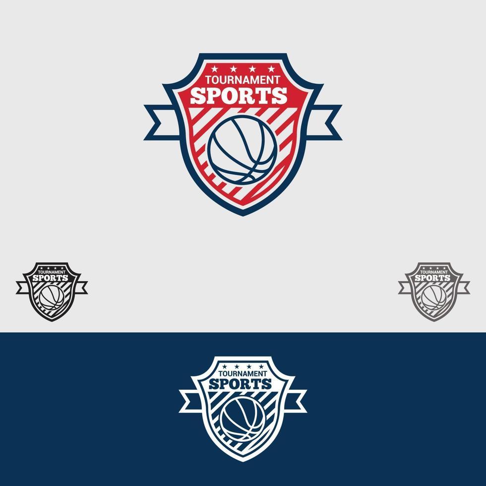 basket logotyp vektor designmall