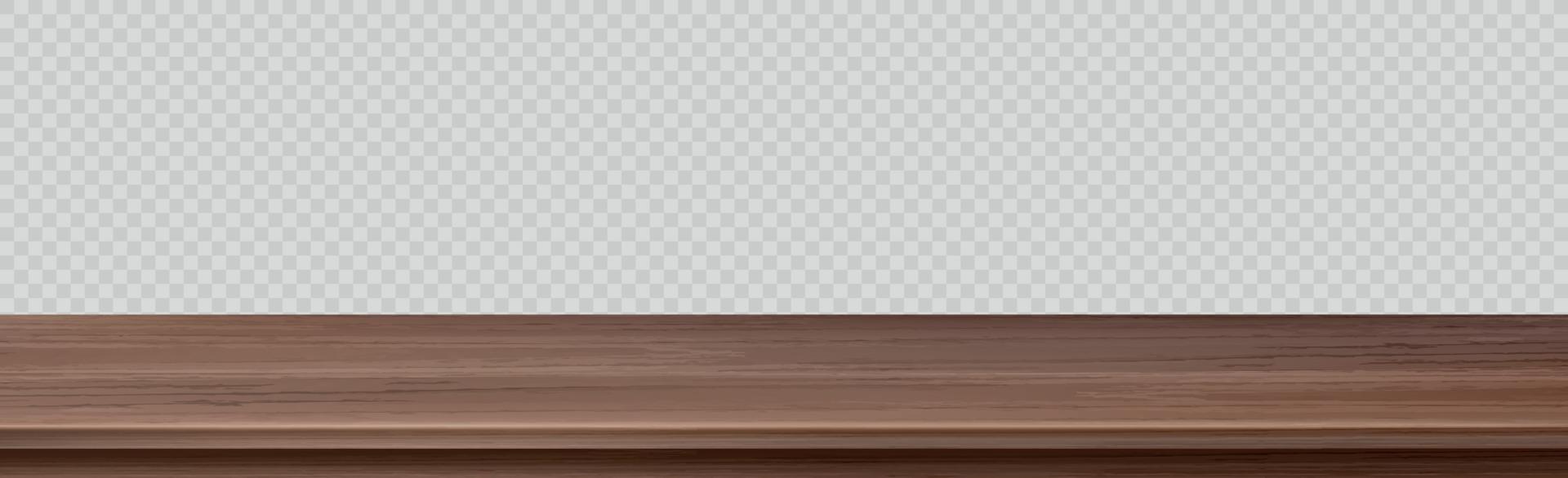 stor bordsskiva massiv trä textur bakgrund - vektor