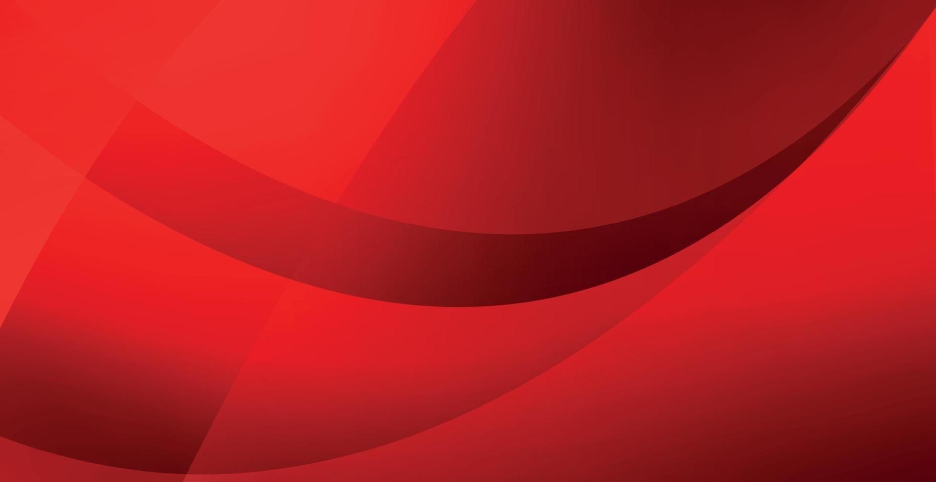 abstrakt mörk röd bakgrund, vågiga linjer - vektor