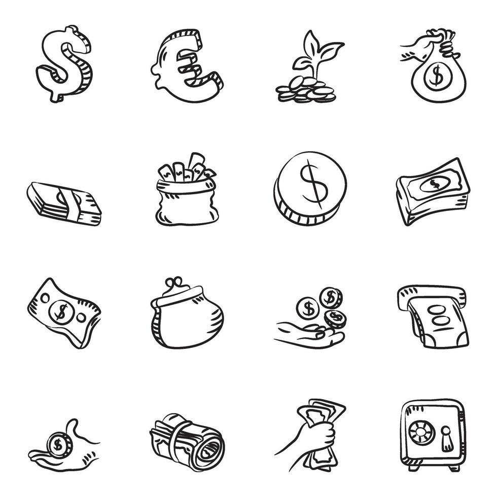 ekonomi och e-handel vektor