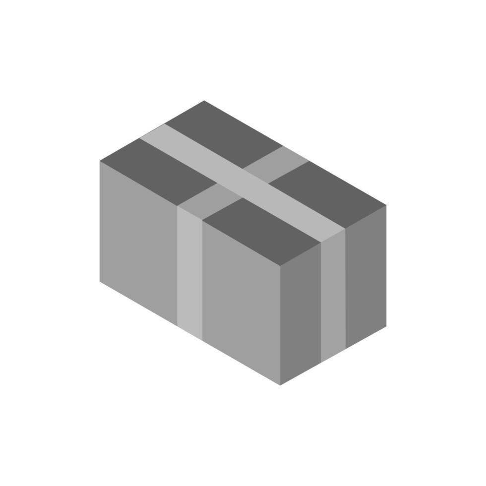 gåva ikon på bakgrunden vektor