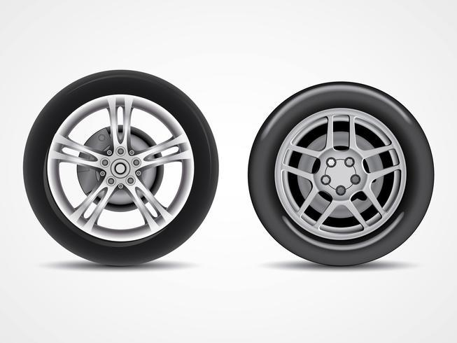 Reifen-Vektoren vektor