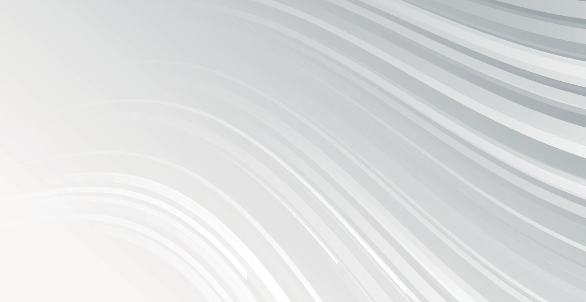 abstrakt grå - vita linjer på grå bakgrund - vektor