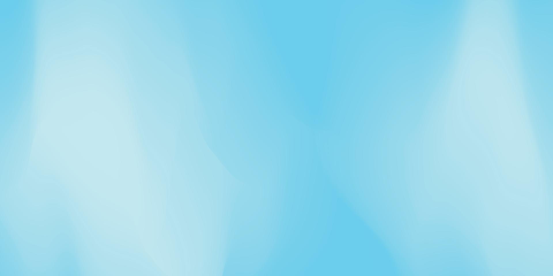 abstraktes Pastellblau-Gradientenhintergrundkonzept für Ihr grafisches buntes Design, vektor
