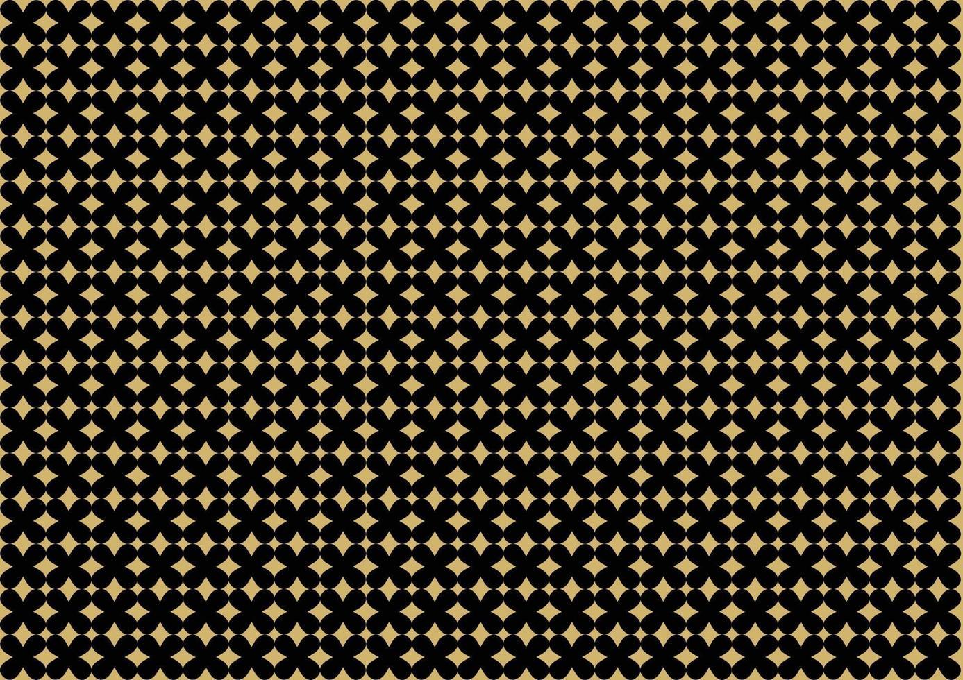 gyllene konsistens. sömlöst geometriskt mönster. abstrakt gyllene bakgrund. retro mönster hipster vektor
