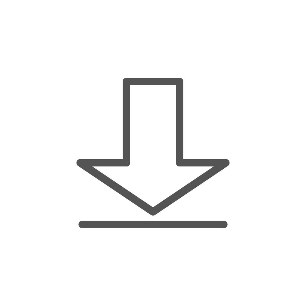 ladda ner vektor isolerad ikon