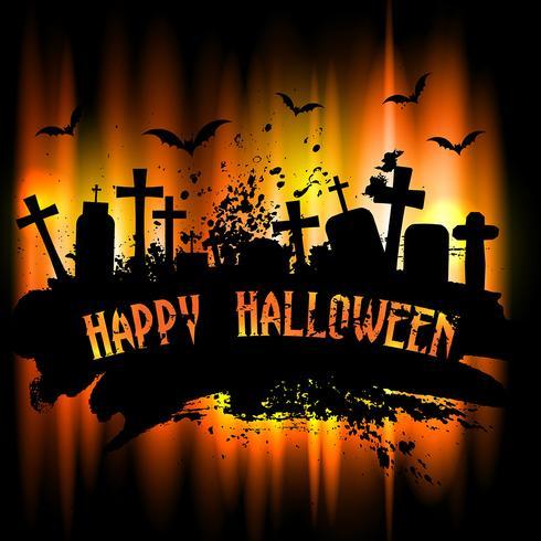 Halloween Hintergrund vektor