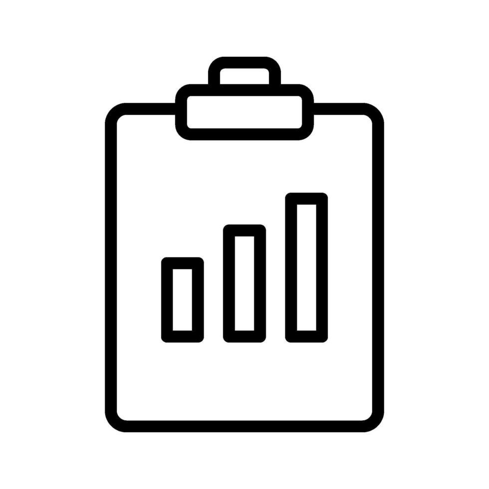 graf vektor ikon