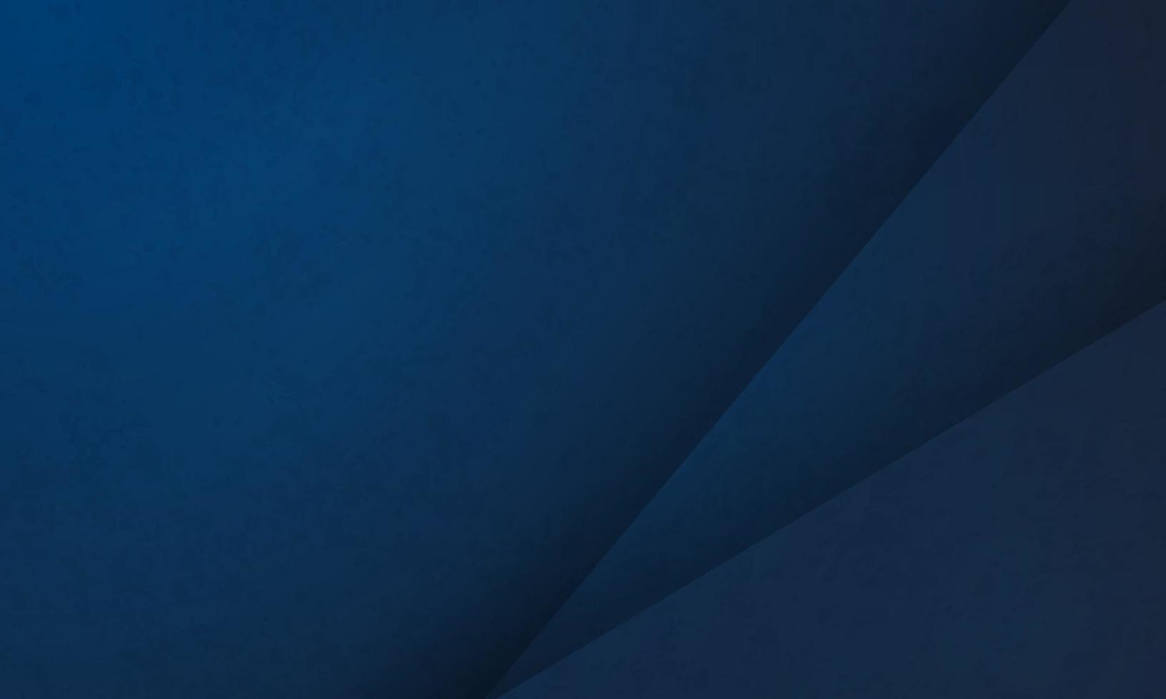 abstraktes blaues Hintergrundplakat mit dynamischer. Technologie Netzwerk Vektor-Illustration. vektor