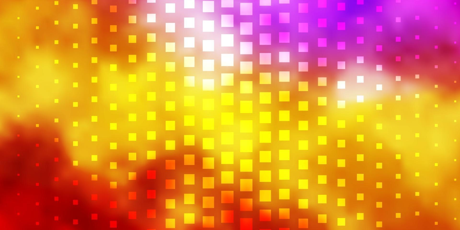 ljus flerfärgad vektorlayout med linjer, rektanglar. vektor