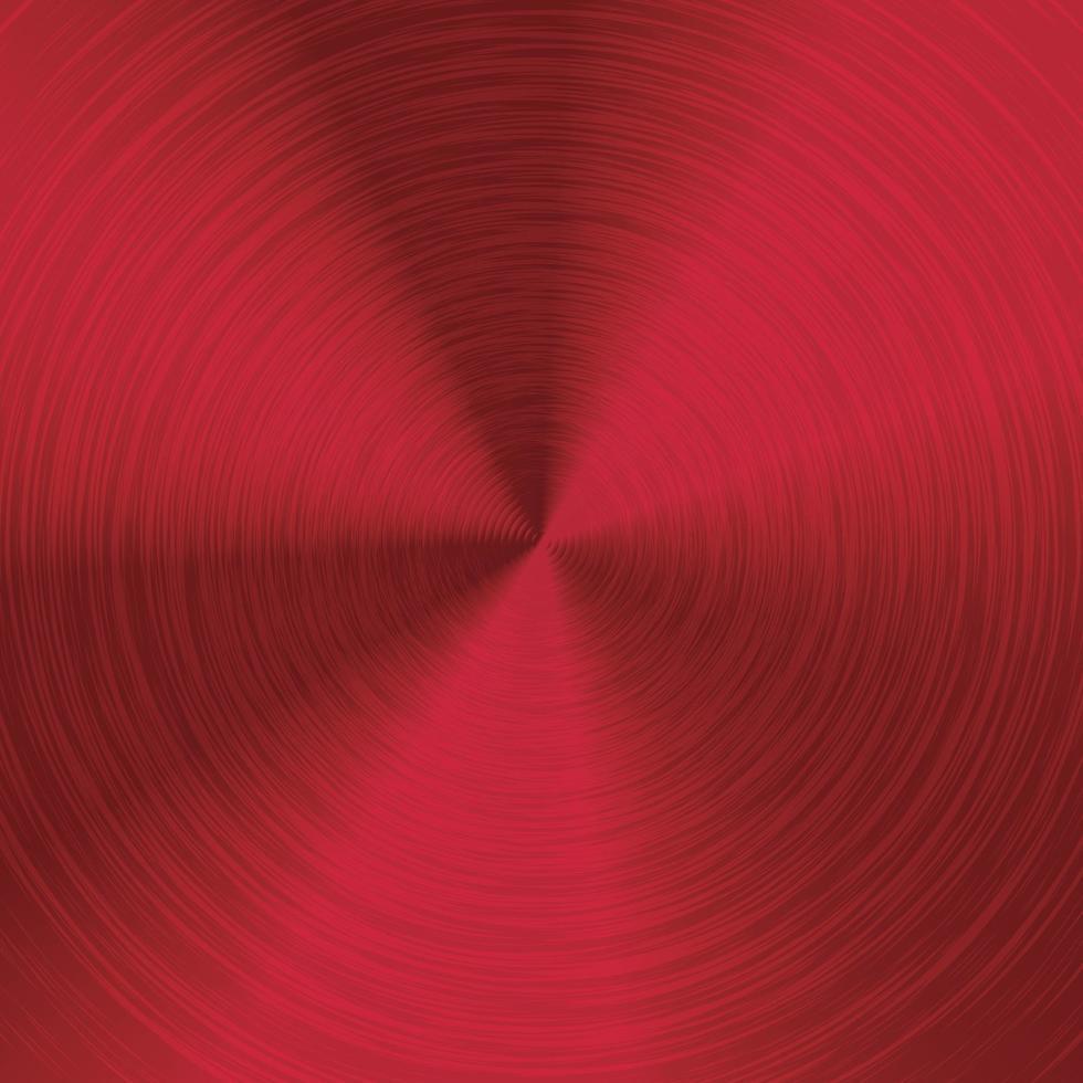 abstrakt bakgrund radiell glänsande röd vektor