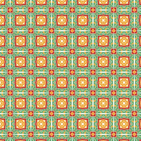 Bunter Musterhintergrund vektor