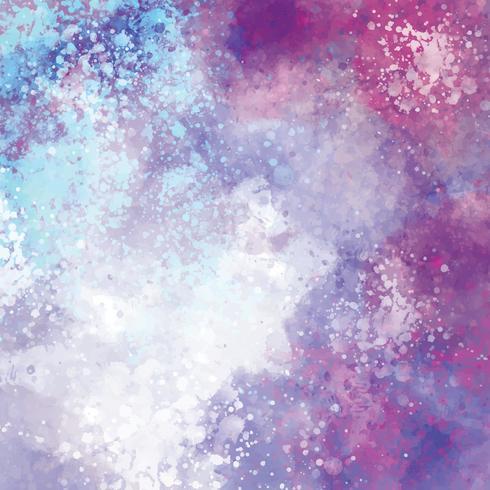 Vektor akvarell bakgrund
