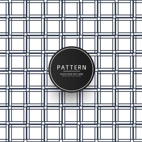Moderner geometrischer Musterhintergrund vektor