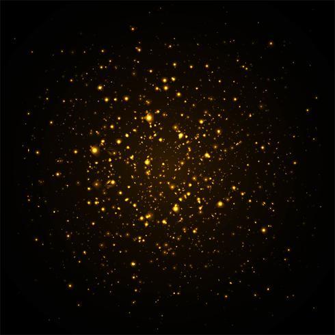 Vacker glänsande glitters bakgrund vektor illustration