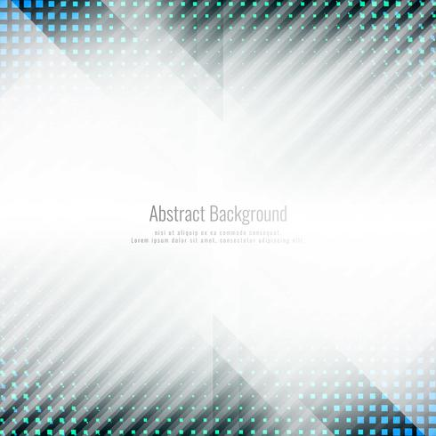 Abstrakt stilig geometrisk bakgrund vektor