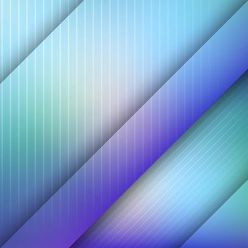 Abstrakter stilvoller moderner Streifenhintergrund vektor