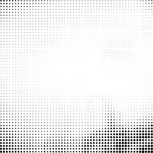 Abstrakter Halbtonhintergrund vektor