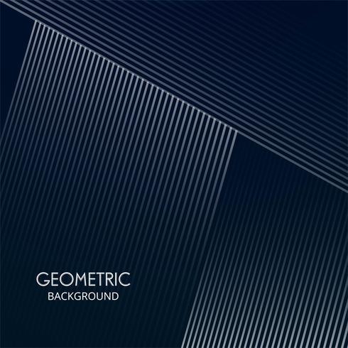 Abstrakte kreative geometrische Form zeichnet Designvektor vektor