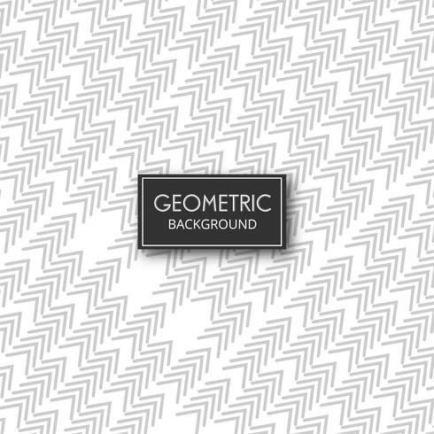 Geometrische Linien Musterform-Vektordesign vektor
