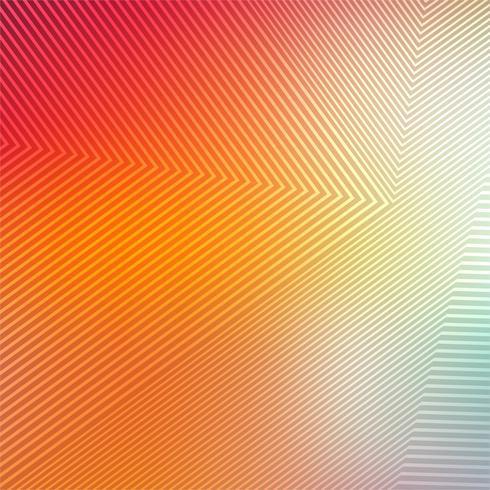 Abstrakte bunte geometrische Linien Hintergrundillustrationsvektor vektor