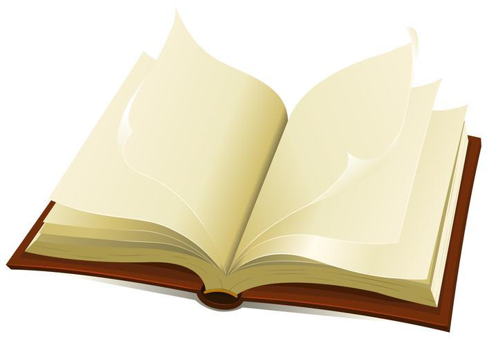 Altes heiliges Buch vektor