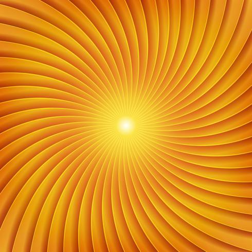 Abstrakter orange und gelber Hintergrund-Hintergrund vektor
