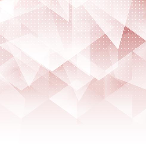 Låg poly abstrakt designbakgrund vektor