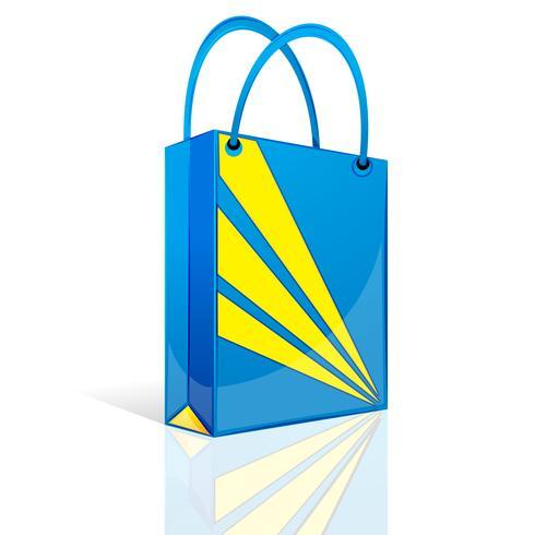 Shoppingkasse vektor