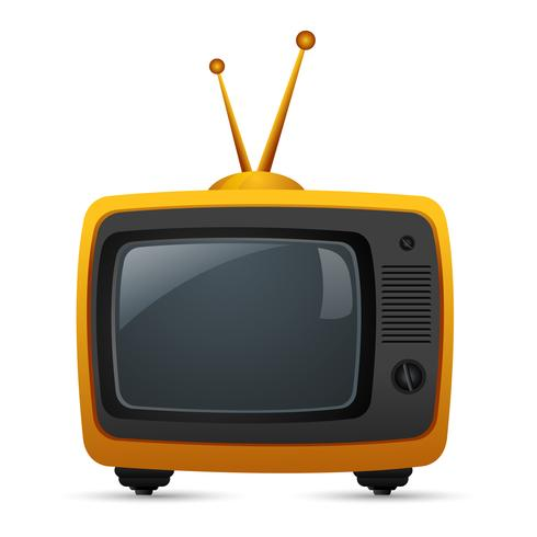 Fernsehen vektor