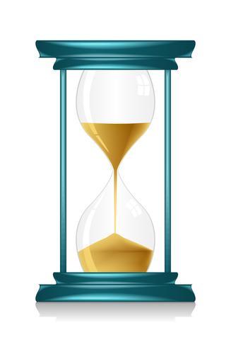 Stundenglas vektor