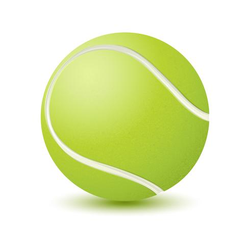 Tennis Ball vektor