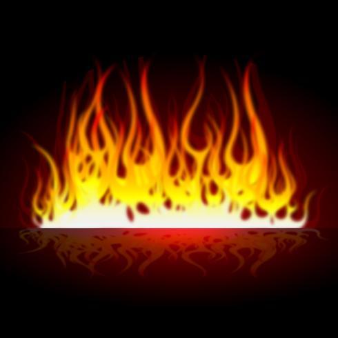 Feuer vektor