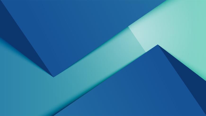 Eleganter Papierhintergrund mit Schlagschatten, Vektorillustration vektor