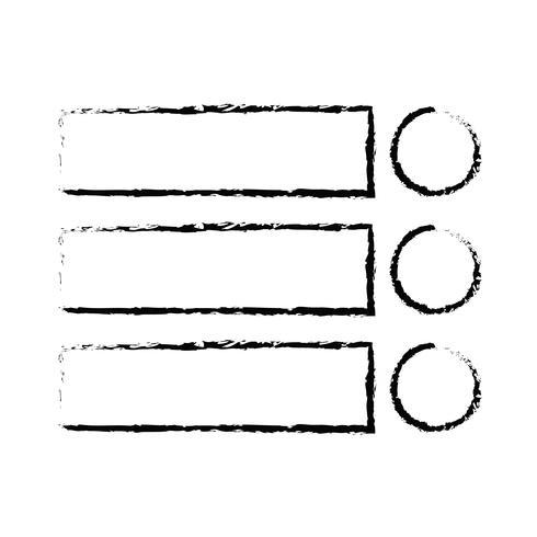 Grobe Linie Perfekte Symbol Vektor oder Pigtogram Illustration