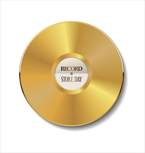 Schallplatte vektor