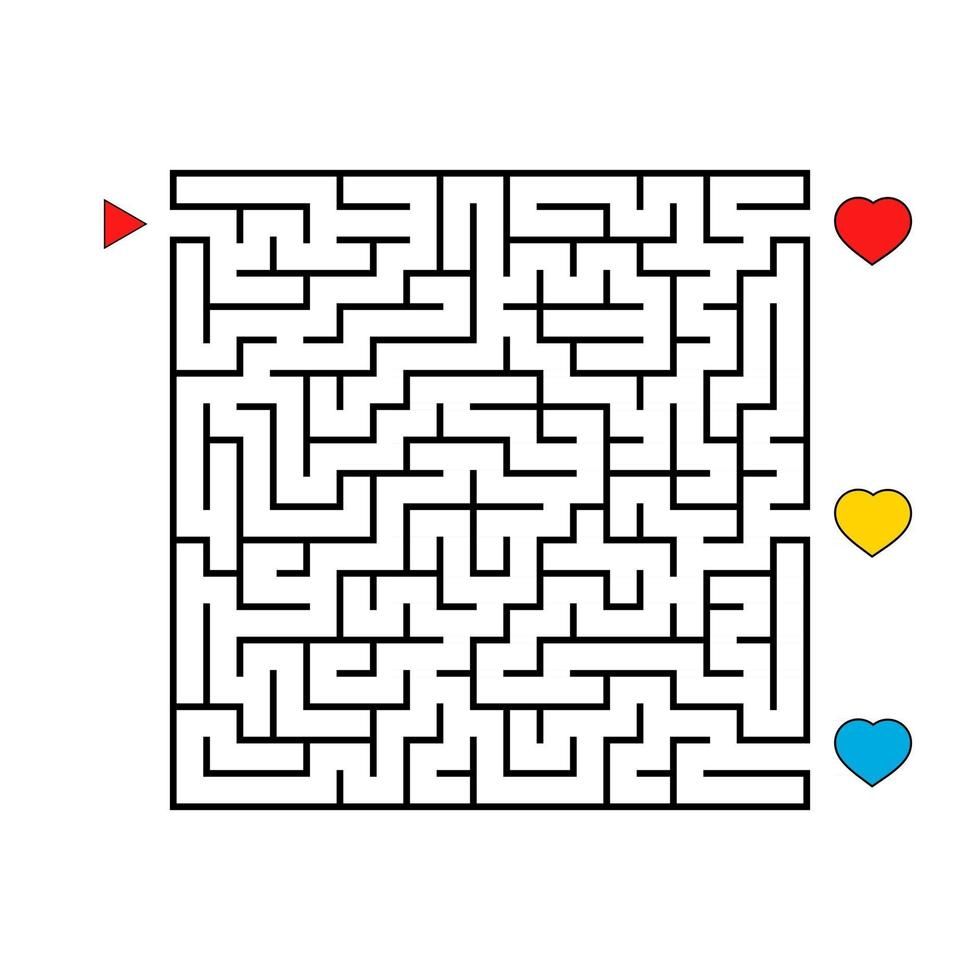 Labyrinth rätsel hochzeit
