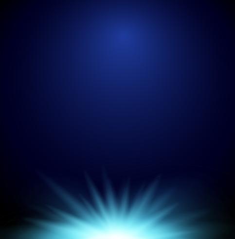 Bakgrundsdesign med starkt ljus vektor