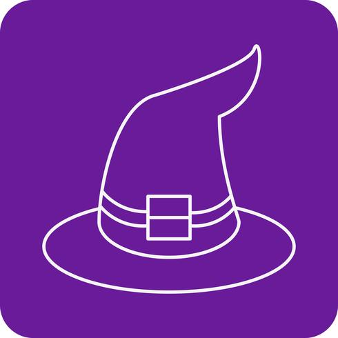 Vektor-Mütze-Symbol vektor