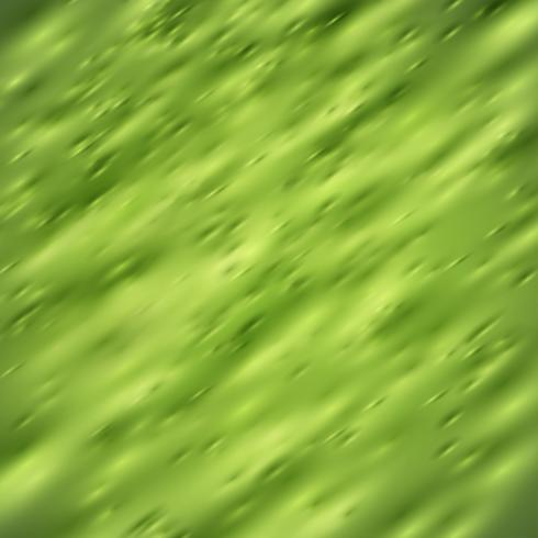 Realistische grüne Schlammhaut, Vektor