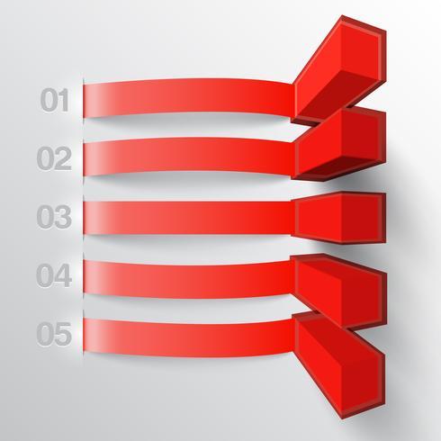 Moderne Geschäftsvorlage vektor