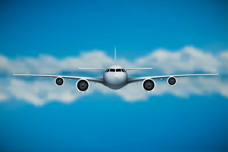 Vektor Flugzeug