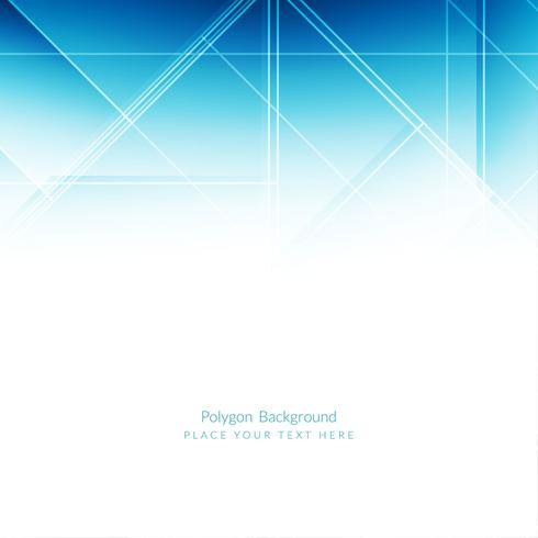 Abstrakt modern geometrisk polygonbakgrund vektor