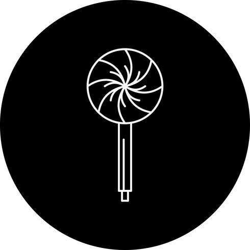 Vektor-Süßigkeiten-Symbol vektor